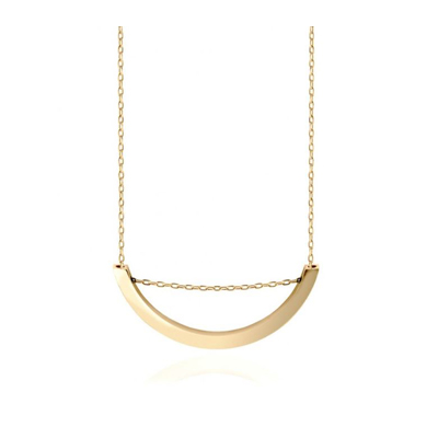 Fine Line Necklace - 90