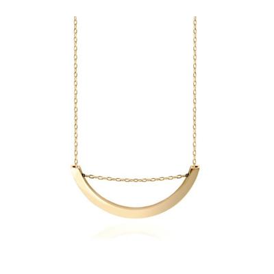 Fine Line Necklace - 90