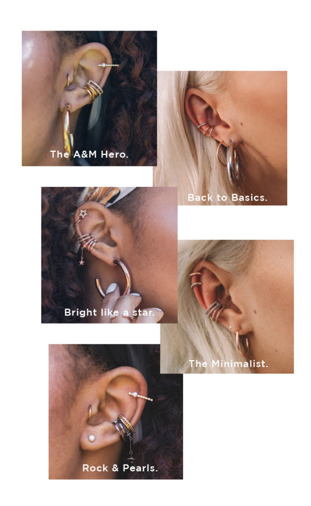 Astrid Miyu Stack Styling At The Ear Bar St Christopher S Place